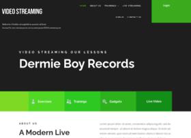 dermieboyrecords.com
