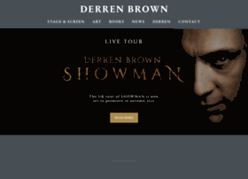 Derrenbrown.co.uk