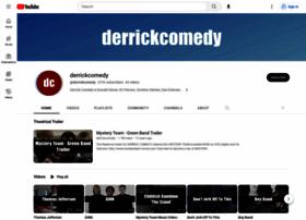 derrickcomedy.com