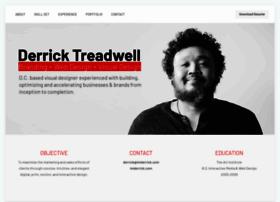 derricktreadwell.com