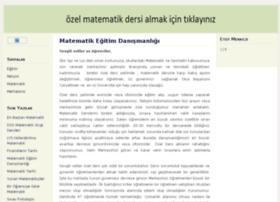 dersmatematik.org