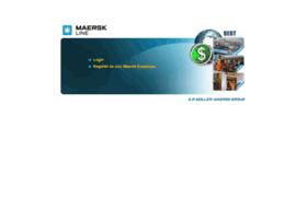 dert.maerskline.com