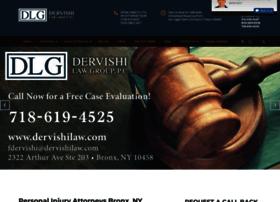 dervishilaw.com