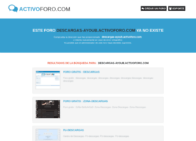 descargas-ayoub.activoforo.com