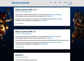descent-community.org