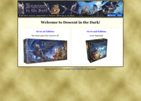 descentinthedark.com