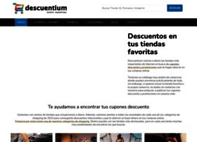 descuentium.com