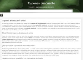descuento-cupones.es