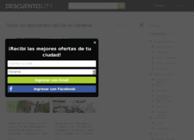 descuentocity.com.pa
