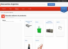 descuentosargentos.com