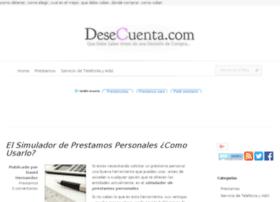 desecuenta.com