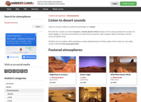 desert.ambient-mixer.com