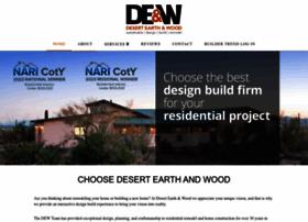 desertearthandwood.com