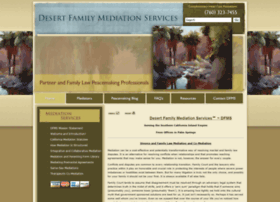desertfamilymediationservices.com
