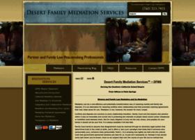 desertfamilymediationservices.com