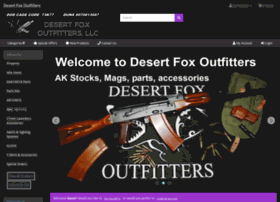desertfoxoutfitters.com