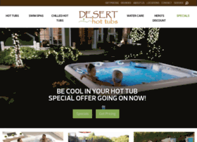 deserthottubs.com
