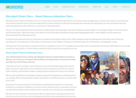 desertmoroccoadventure.com