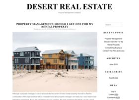 desertrealestateprices.com