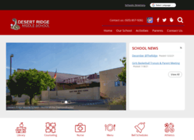 desertridge.aps.edu