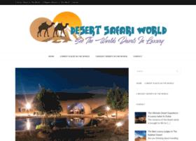 desertsafariworld.com