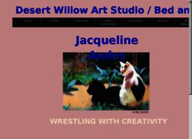 desertwillowartstudio.com