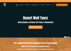 desertwolftours.com