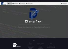 desfer.com