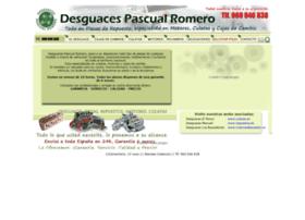 desguaces-pascualromero.com