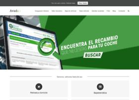desguacesolivares.com