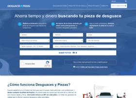 desguacesypiezas.com