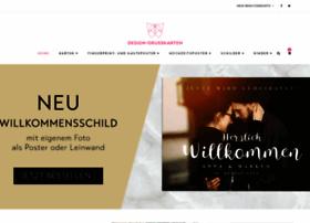 design-grusskarten.de