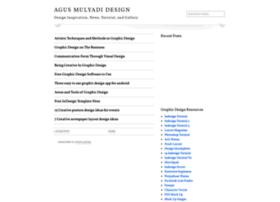 design.agusmulyadi.com