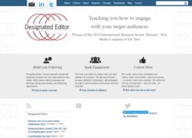 designatededitor.com