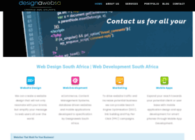 designawebsa.co.za