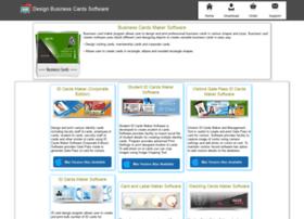 designbusinesscardssoftware.com