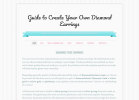 designdiamondstuds.com