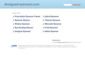 designed-eyewear.com