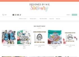 designedbymestationery.com