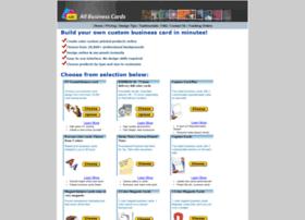 designer.allbusinesscards.com