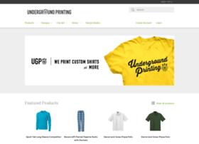 designer.undergroundshirts.com
