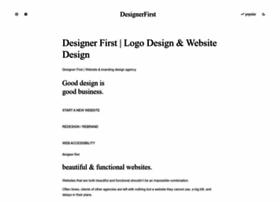 designerfirst.com
