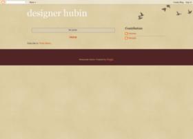 designerhubin.blogspot.com