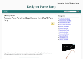designerpurseparty.net