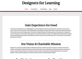 designersforlearning.org