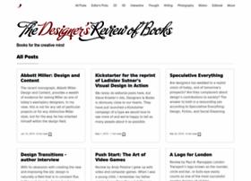 designersreviewofbooks.com