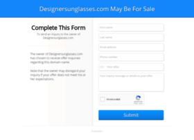 designersunglasses.com