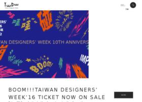 designersweek.tw