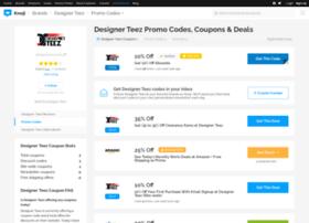 designerteez.bluepromocode.com