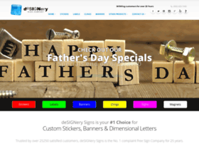 designerysigns.com
